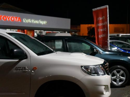 North Shore Toyota Case Study 4